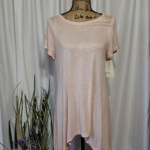 Ture By Vince Camuto Short Sleeve Tunic